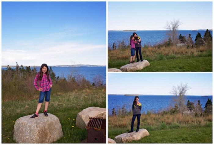 Fêter ses 11 ans à Graves Island, NS