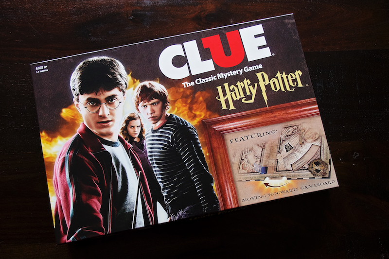 clue harry potter