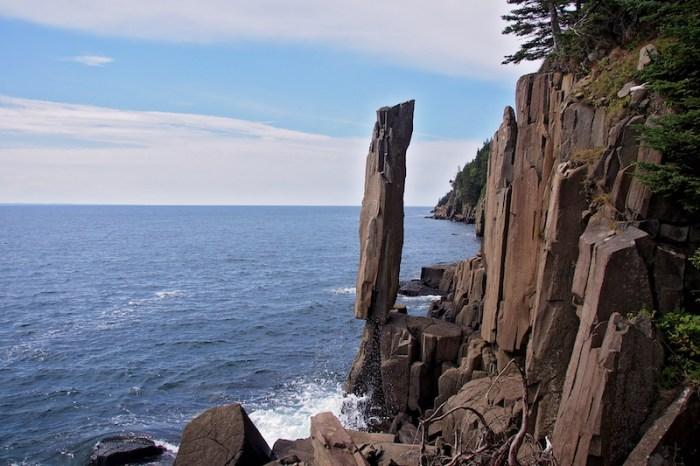 Balancing Rock, N.S.