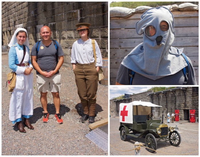 Expo WWI Citadelle d'Halifax