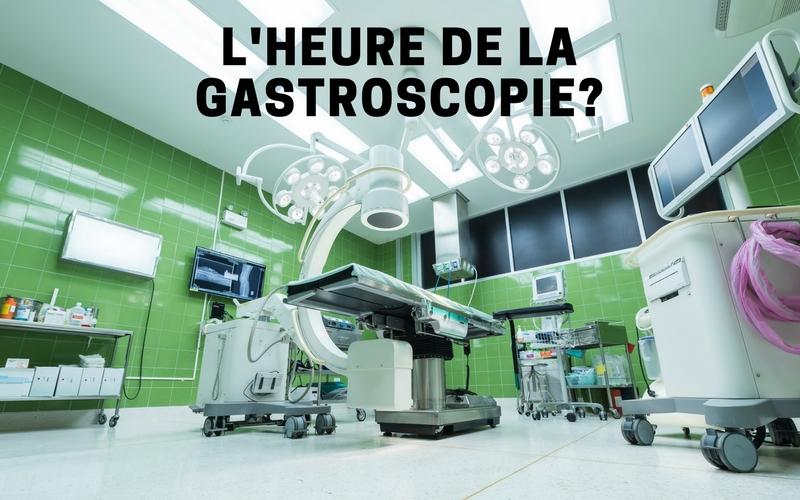Gastroscopie test ultime pour la maladie coeliaque