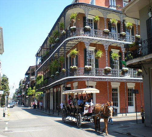 Specials On French Quarter Hotel Rooms In Downtown New Orleans