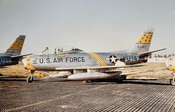L'USAirforce à Chambley