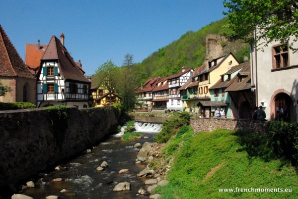 séjour printanier en Alsace : Kaysersberg © French Moments