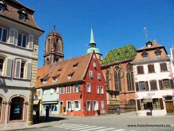 séjour printanier en Alsace : Sélestat © French Moments