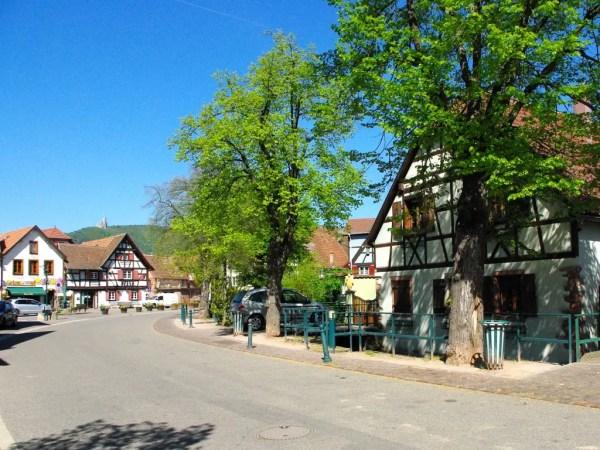 séjour printanier en Alsace : Scherwiller © French Moments