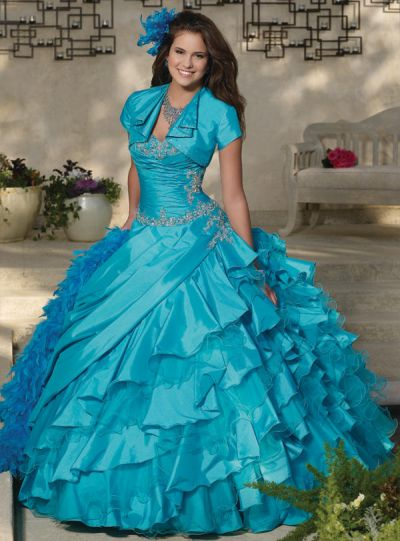 Vizcaya 88032 By Mori Lee Quinceanera Dress French Novelty
