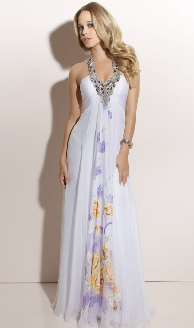 1c0e96081e List Of French Wedding Dress Designers. view of the jovani ruffled ...