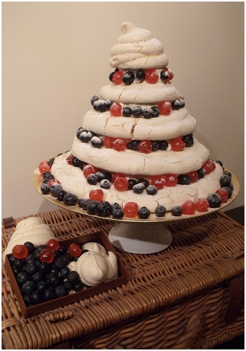 Cake English Wedding Fruit Christmas Cake