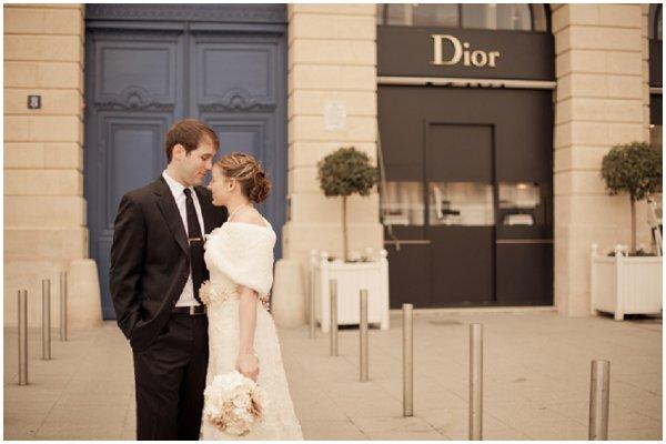 Dior casamento paris