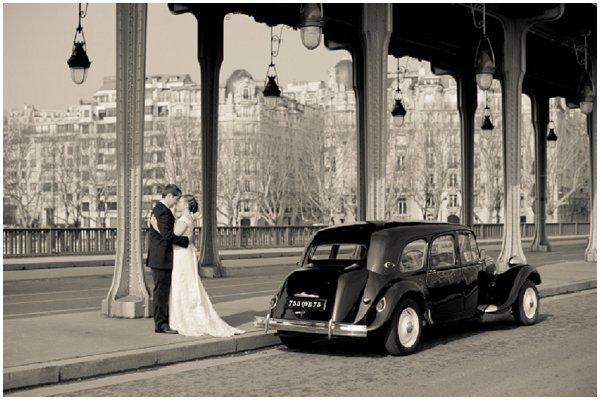 vintage casamento paris