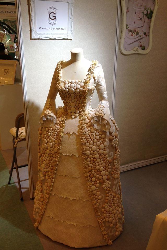Stunning Macaron Dress