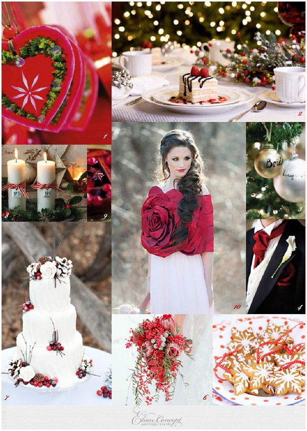 Holiday Wedding Ideas