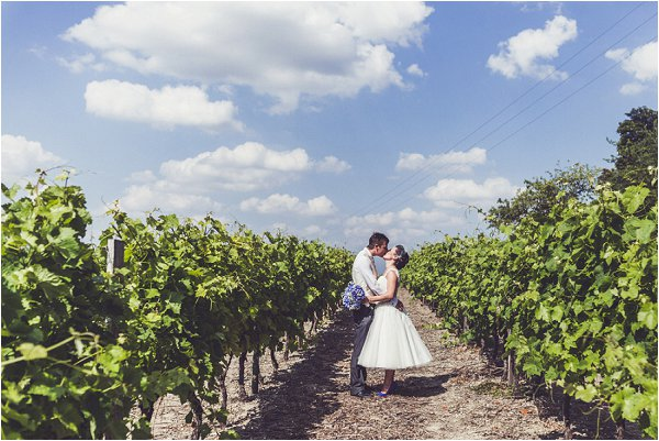 Vineyard Wedding South West France