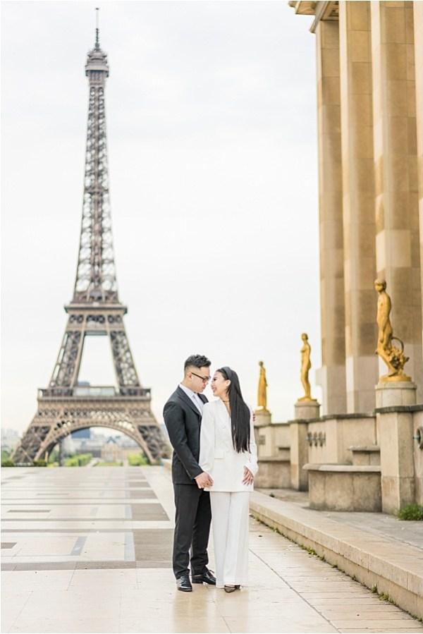 Photoshoot Tour Eiffel