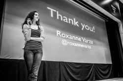 Roxanne Varza, Start-up Lover, Microsoft