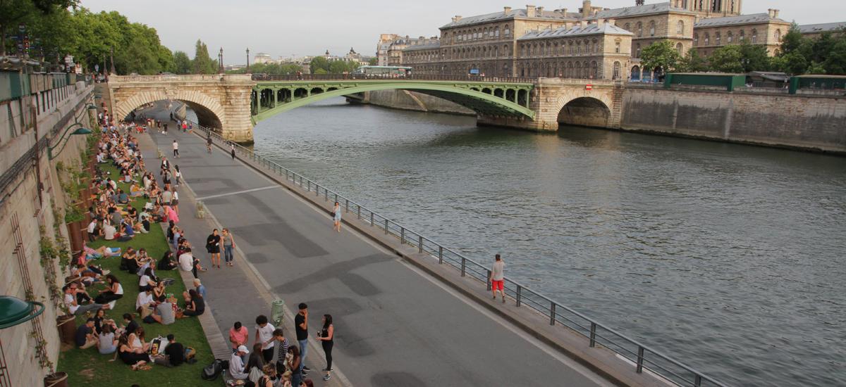 Paris Summer on the Seine: Where to Take Advantage of Le Soleil