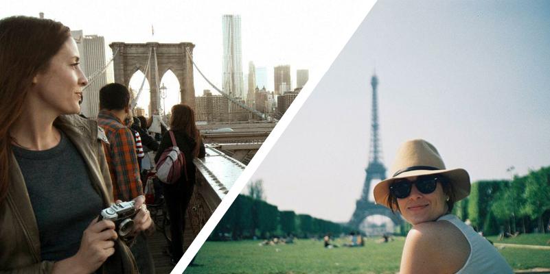 Life in Paris vs New York City