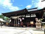 Kobe : Yuzuruha, le sanctuaire du corbeau à trois pattes 弓弦羽神社