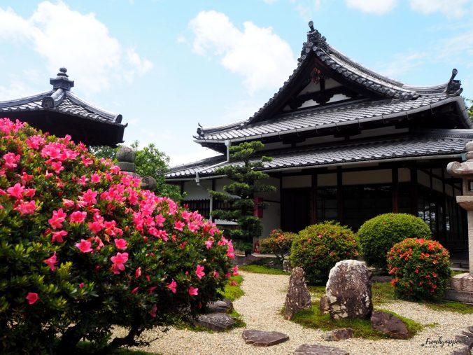 jardin du temple Kosho-hi