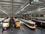 Musée du train au Japon
