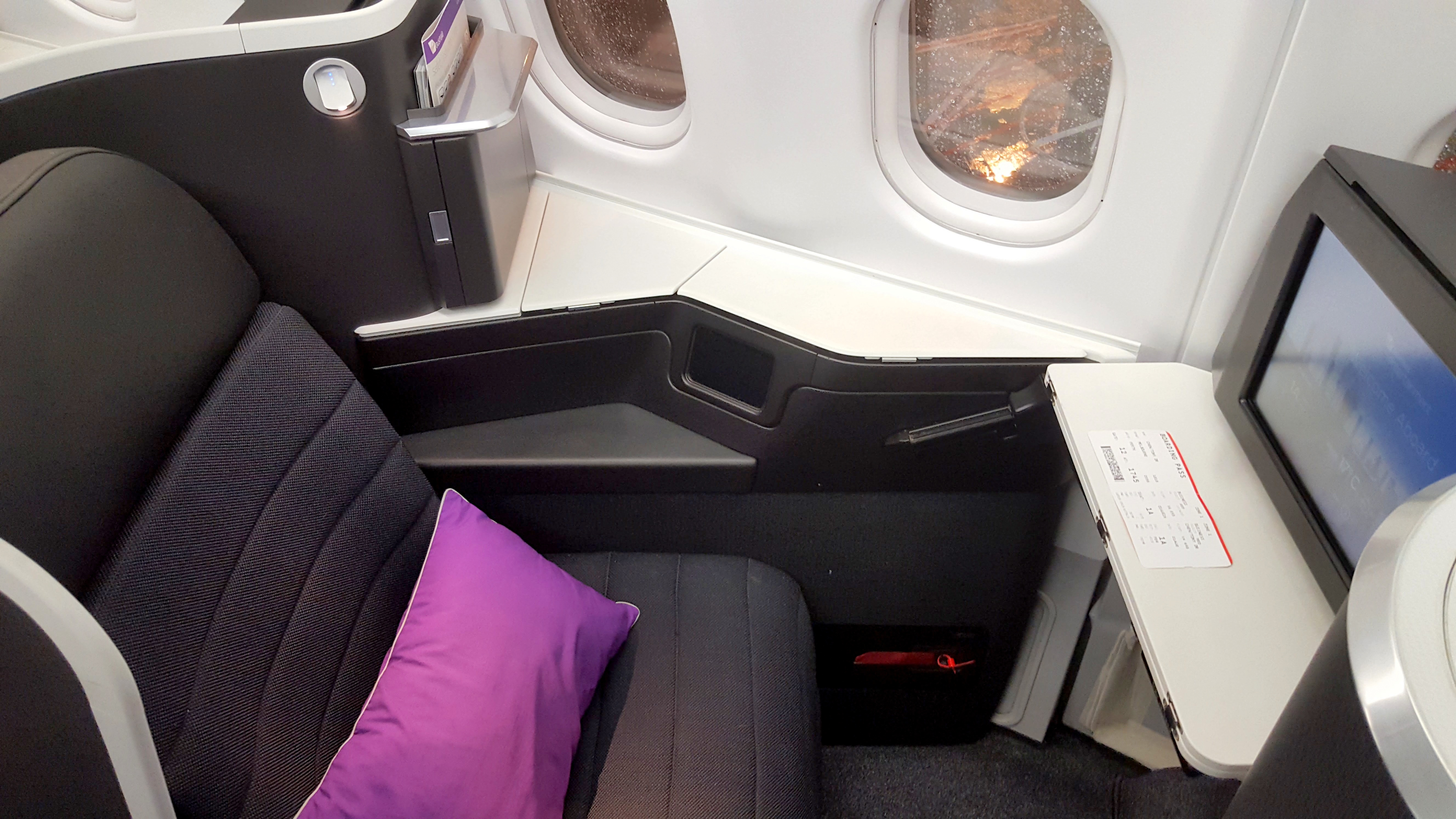 "Virgin Australia ""The Business"" Review"