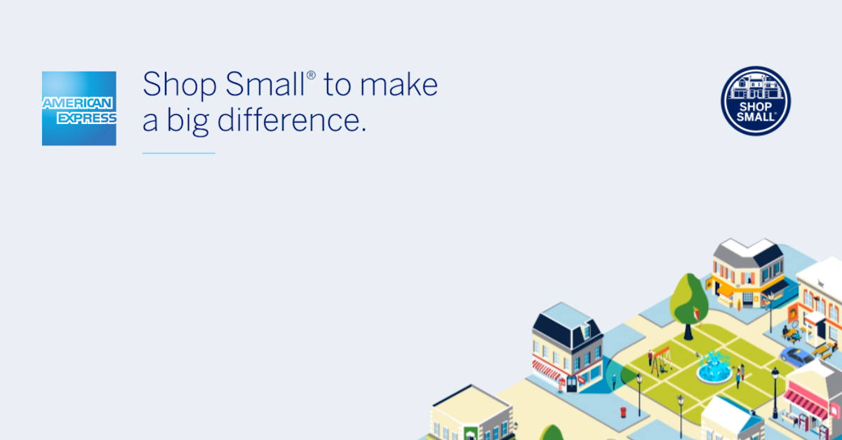 Shop Small with American Express