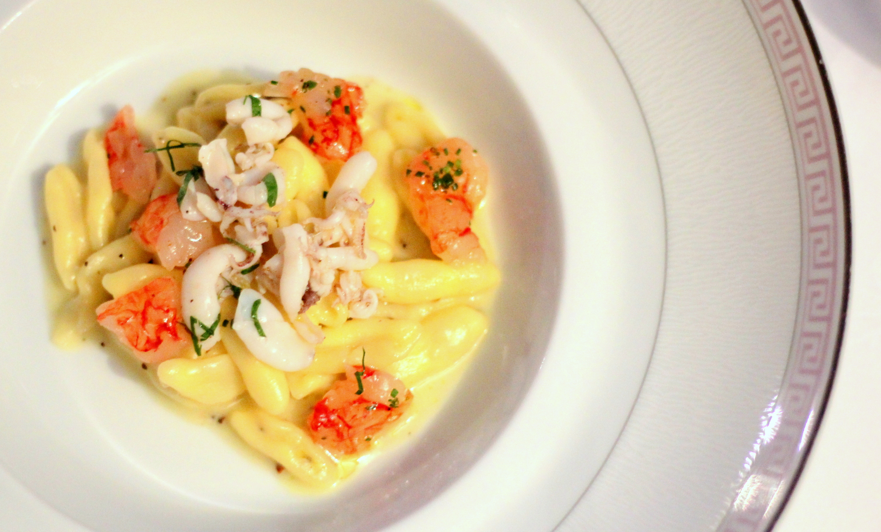 Review: Il Palagio Restaurant, Florence