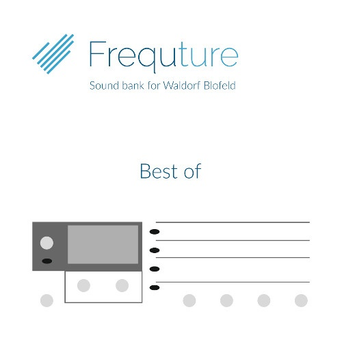 "Cover of Frequture sound bank ""Best of"""