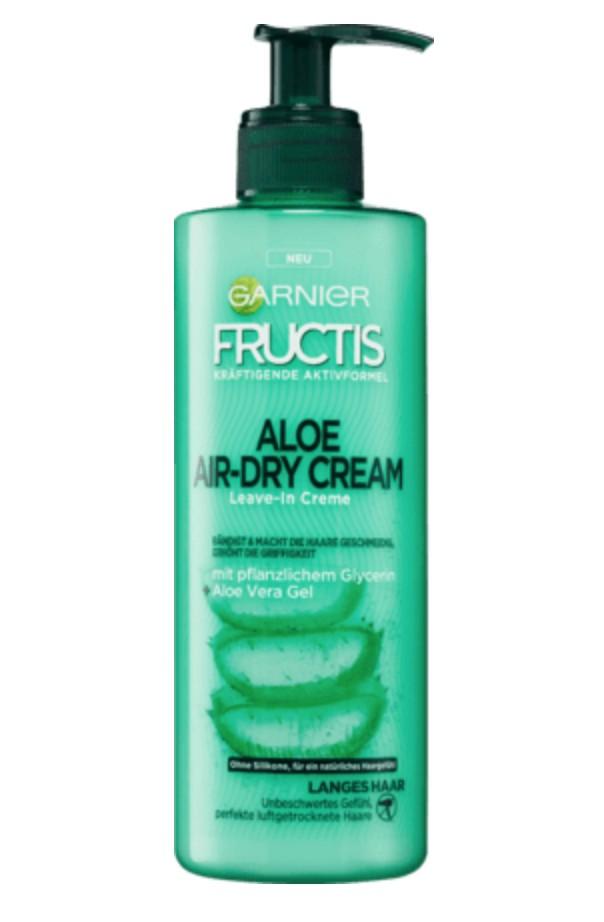 Garnier Fructis Aloe Air Dry Cream 400