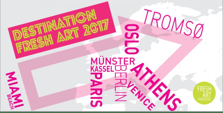 Destination Fresh Art 2017