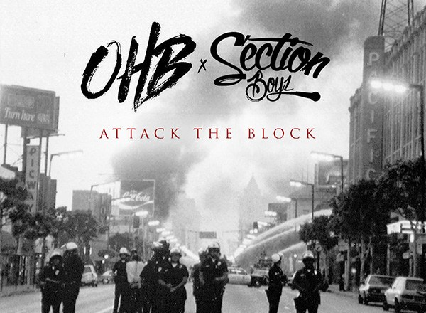 Chris Brown x OHB x Section Boyz - Attack The Block (Mixtape Stream/Download)
