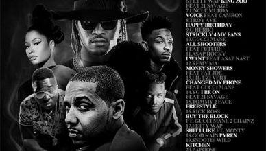 Superstar Jay - I Am Mixtapes 195