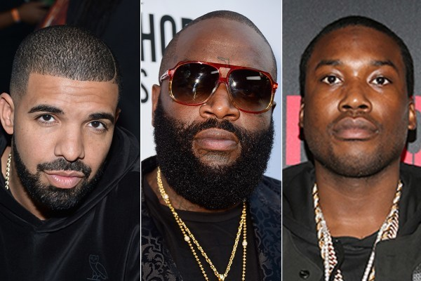 Rick Ross Attempts To Squash Drake Beef, But Meek Mill Says It's Still On