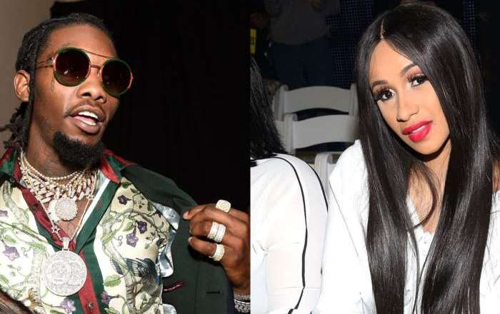 Cardi B Denies She's About To Get Married
