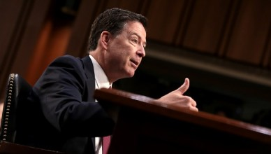 Former FBI Director James Comey to Lead Lecture Series at Howard University