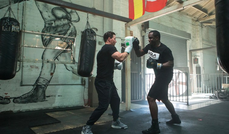 Diddy and Mark Wahlberg Wagering An Insane Amount On Mayweather/McGregor Fight