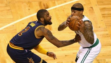 Cavaliers send Kyrie Irving to Celtics in deal including Isaiah Thomas, Nets 2018 pick