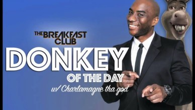 """Charlamagne Gives 'Tariq' From POWER, """"Donkey Of The Day"""""""