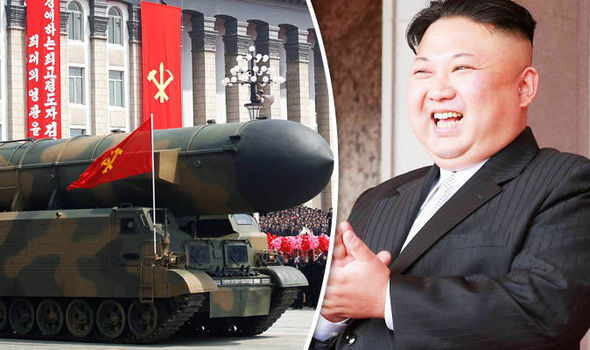 North Korea Disregards Trumps Threat and Fires 3 More Missiles