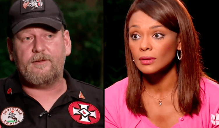 KKK Leader Calls Univision Reporter N-Word, Threatens to Burn Her