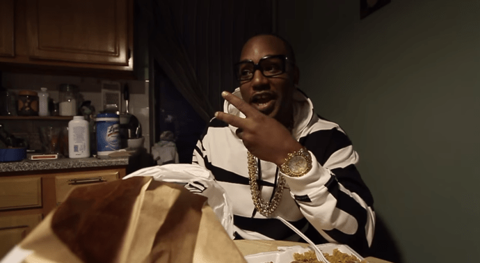 Cam'Ron Ft. Sen City - Dime After Dime ( Video)