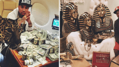 "Tyga Being Sued By Former ""Last Kings"" Business Partner for $2M"