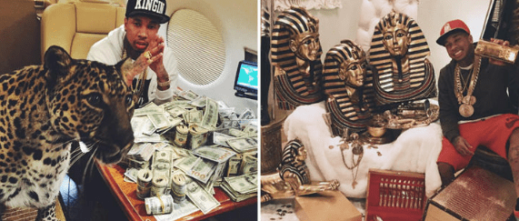 """Tyga Being Sued By Former """"Last Kings"""" Business Partner for $2M"""