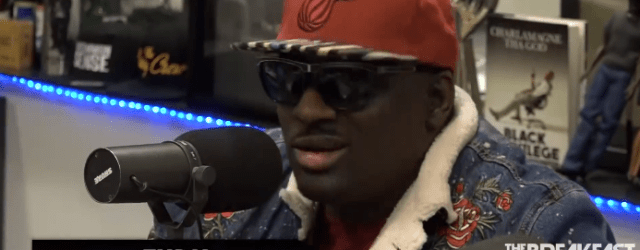 Hot Boy Turk x The Breakfast Club: Talks Shootout, Relationship W/Birdman (Video)