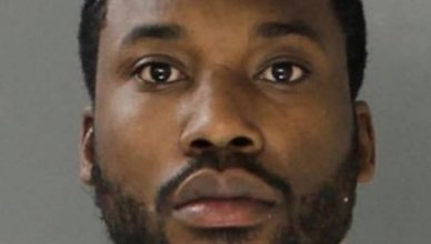 Meek Mill's Mugshot Released