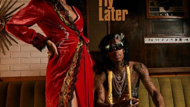 Wiz Khalifa - Laugh Now, Fly Later (Mixtape Cover/Tracklist/Features)