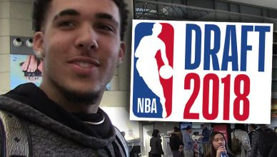 LiAngelo Ball Drops 72 Points Hours After Declaring for the NBA Draft