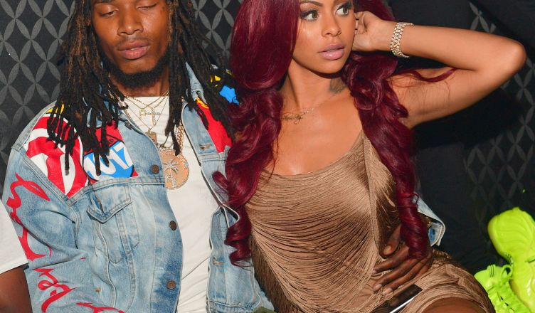 Alexis Skyy Says Someone Called CPS About Her Baby with Fetty Wap