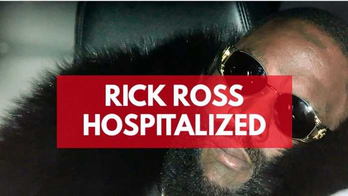 "Rick Ross had some medical issues last night that has everybody scared! Rapper Fat Trel has dismissed reports that Rick Ross is on life support. The DC artist said he had actually talked to the Maybach Mogul. Rick Ross was sent to the emergency room after falling ill in his Miami mansion. Early reports said it was a respiratory matter than an ailment that was heart-related. TMZ reported Ross is on a machine that has taken over the function of his heart and lungs- basically life support. ""We're told doctors have put him on something called ECMO, or extracorporeal membrane oxygenation. It's a technique used to oxygenate his blood outside of his body, before it's pumped back into his body,"" TMZ stated. ""It's essentially a form of life support, and a clear sign of how dire Rick's situation is right now."" The rap star was rushed to the hospital after a 911 call came from his house early Thursday morning. A person at the residence reported that the rapper was unconscious and slobbering at the mouth. When he regained consciousness, he immediately became combative. Rick Ross' eventually made it to a local hospital via ambulance where he received respiratory treatment either for pneumonia or a heart condition. A slew of prayers went out for Rick Ross."